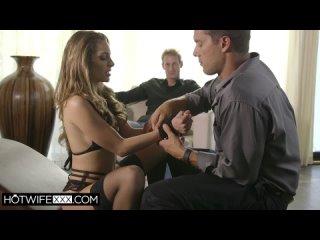 Муж возбуждается когда трахают его жену.