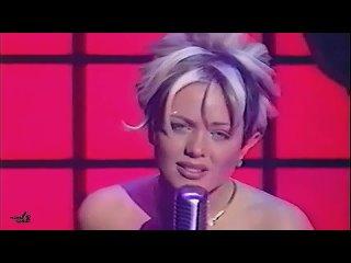 Юлия Началова - Tomorrow Never (1999 ОРТ)