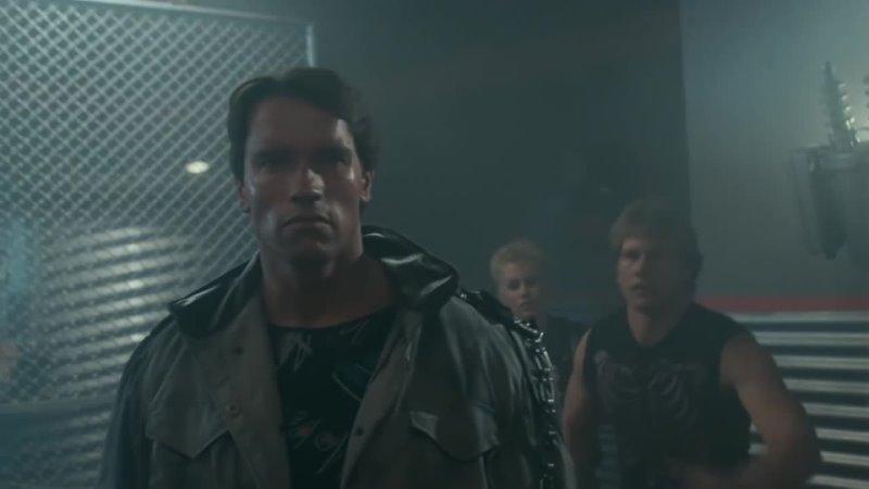 "Tahnee Cain Trianglz Photoplay OST Terminator"" 1984"