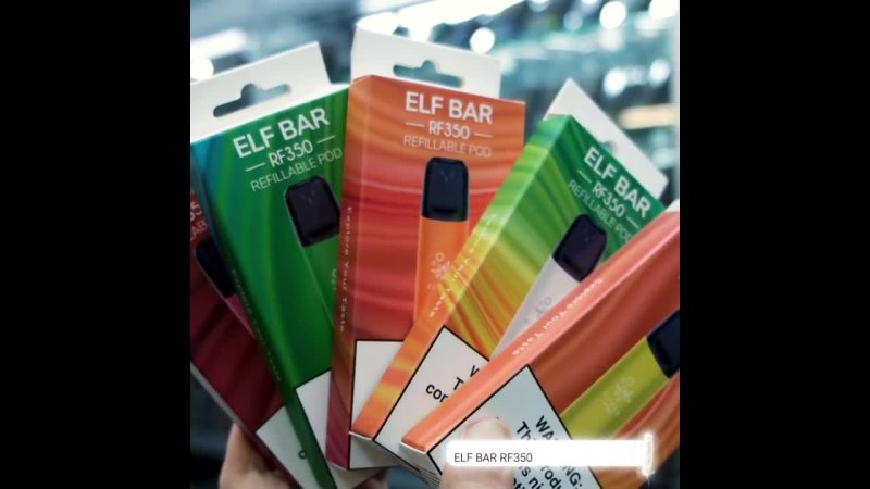 Elf Bar RF350