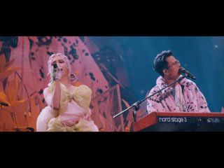 [VK] Jolin Tsai X EggPlantEgg - Waves Wandering Official Live Video