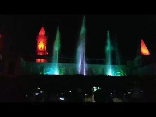 3.Музыкальный фонтан, Лога Парк, Старая станица.