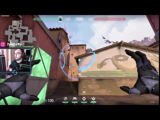 Смоки для Omen в Valorant #2 | Teets | CyberHive Academy