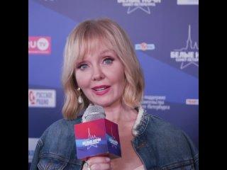 Валерия в телеверсии фестиваля Белые Ночи Санкт-Петербурга 18 июля в 17: