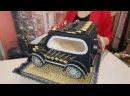 ГЕЛЕНДВАГЕН в подарок! Машина с конфетами - это не игрушка!