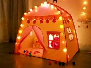 Большая палатка-домик для игр