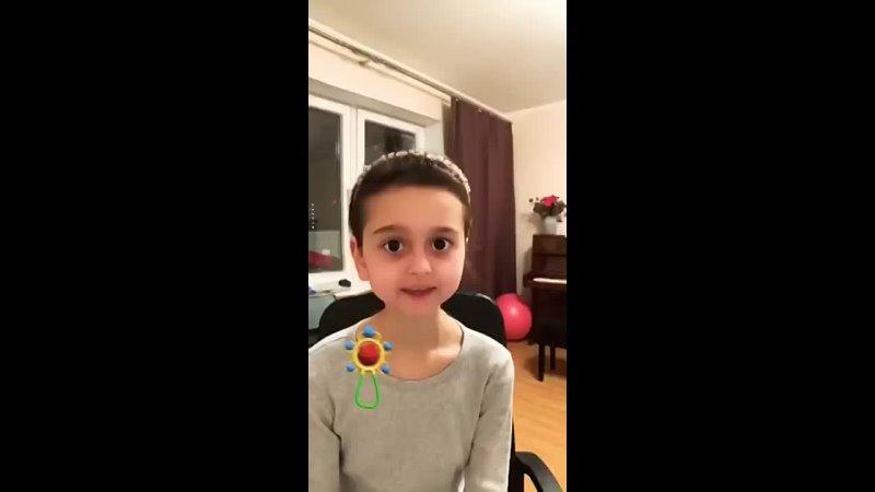 Видео от Татьяны Большаковой