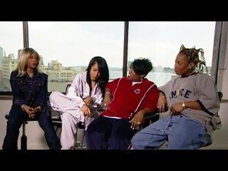 Queens of Hip Hop: Aaliyah, Da Brat, Missy Elliot & Lil Kim