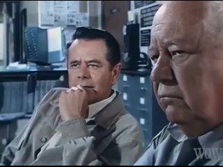 The Marshal of Madrid (1971) - Glenn Ford Betty Ann Carr Edgar Buchanan James Gregory Victor Campos Sandra Ego