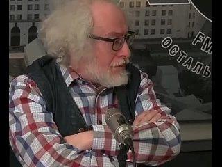 Агент Алексей Венедиктов пытался оправдаться за деньги Гусинского