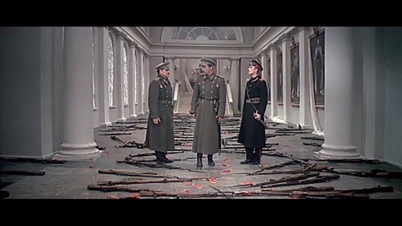 Бег 1 серия драма реж Александр Алов Владимир Наумов 1970 г
