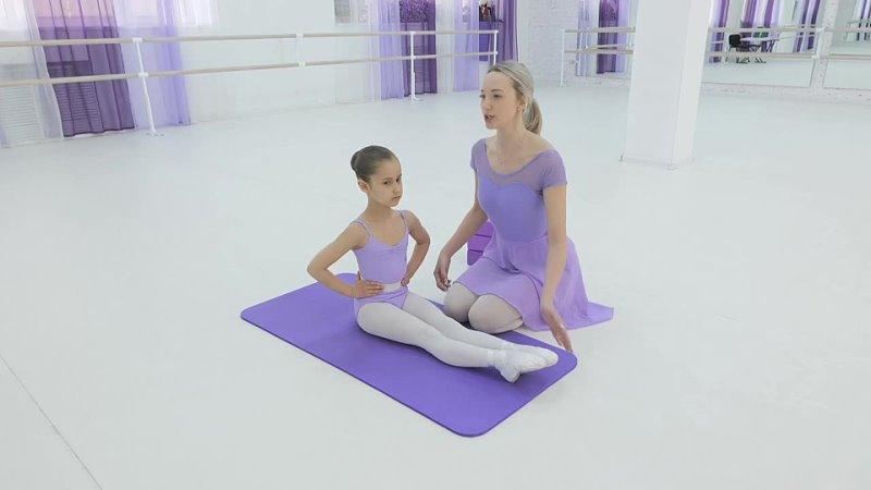 Обучение балету детей Классический танец