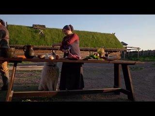 Средневековая кулинария: что ели викинги ?.