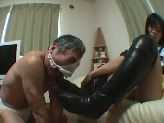 Japanese Femdom and Scat - video 4