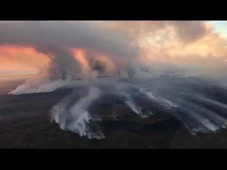 Как площадь целой страны: в Якутии из-за пожаров сгорело больше 4 млн гектаров леса