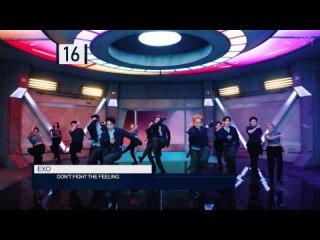 TOP 20 K-POP CHART (kpopreview)