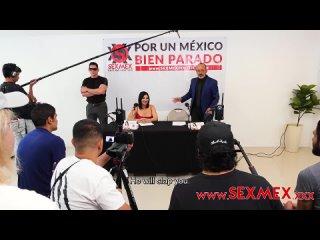 (SexMex) Teresa Ferrer - Ella Se Postula Para El Congreso