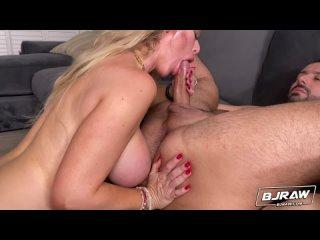 BJRaw Casca Akashova - Casca Akashova Makes It Rain Cum (bjr0030) POV, Oral, Blowjob, Deepthroat, Blonde, Big ass, Big Tits