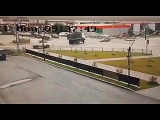ДТП на перекрестке Мира и 70-летия Октября