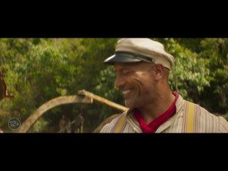 Круиз по джунглям / Jungle Cruise (дублированный трейлер №3 / премьера РФ: 29 июля 2021) 2020,фэнтези,США,6+