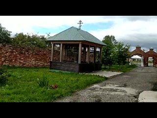 Видео от Спасо-Преображенский монастырь, Усолье