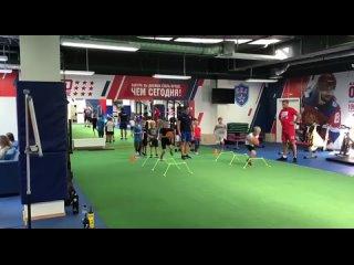 Вторая смена летних тренировочных сборов