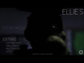 ELLIE'S v3 Menu