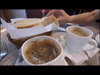 Завтрак в гостинице Аристократ, Красноярск