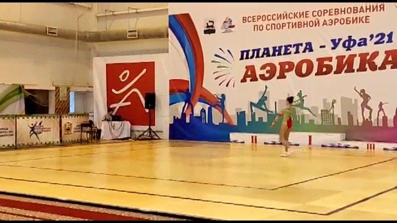 Киселева Аделина соло