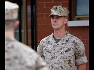 """Фильм """"Megan Leavey"""" (2017). Все сцены с Томом Фелтоном. Роль - сержант Эндрю Дин."""