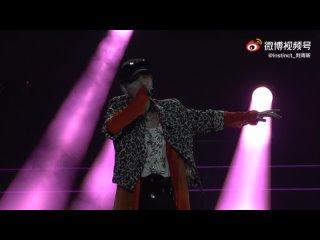 """210725 fancam Liu Yuxin - """"U&I"""" Chengdu Super Music Festival!"""