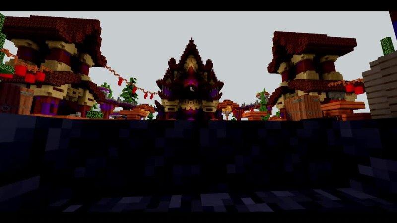 Видео от YutiMc › Minecraft server