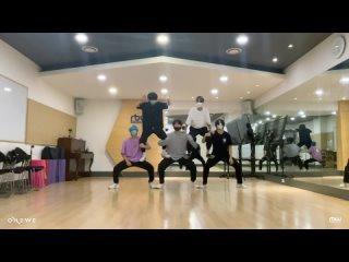 ONEWE (원위) ♬ 2PM – Heartbeat [Dance Practice Video]