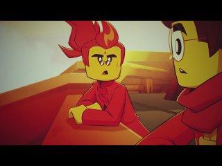 Mei's new boyfriend is Red Son