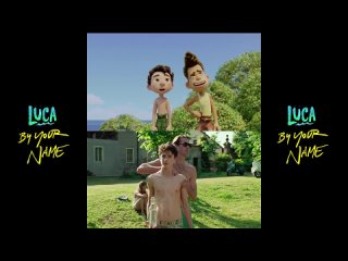 _ Luca by your name _ Luca and Call me by your name compared