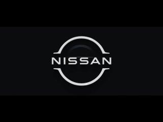 Новый Nissan ARIYA в движении