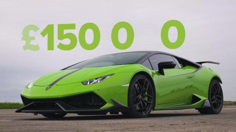 Болид F1 против Lamborghini 1200 л с против GT R NISMO 1300 л с ГОНКА