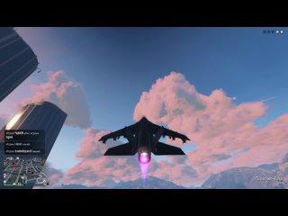 Grand Theft Auto V стычка
