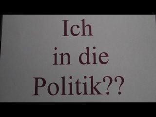 Emi, Irlmaier, ich in die Politik? -