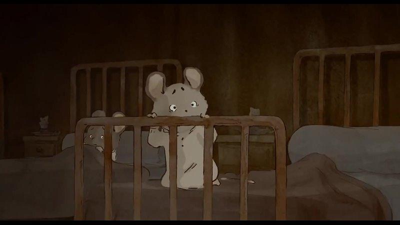 Эрнест и Селестина приключения мышки и медведя 2012