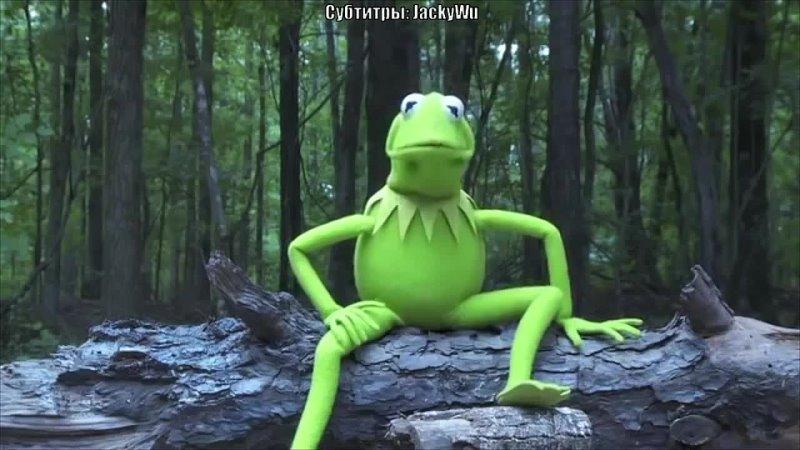 Vincent Kennedy Pesky Green Frog Винсент Кеннеди надоедливая зеленая лягушка