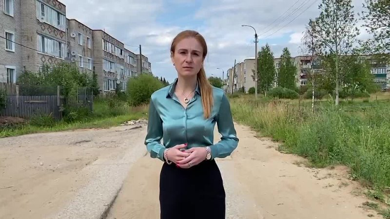 Мария Бутина в Мурашинском районе