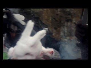 Кролик-убийца и святая Граната - Монти Пайтон и священный Грааль (1975)