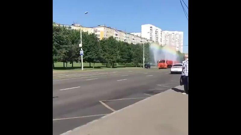 ЛГБТ облучатели в Москве