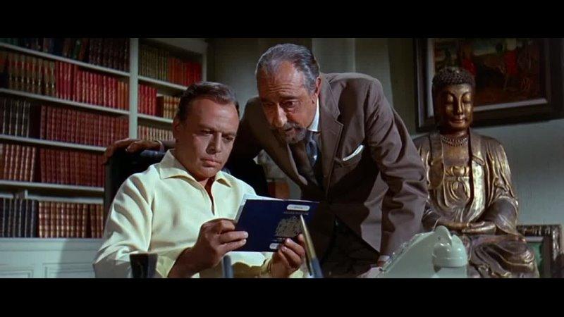 Гамбит Gambit 1966 Роналд Ним HD 1080 DVO