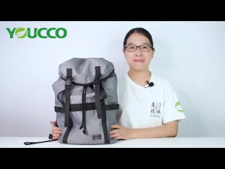 High Quality  Lightweight Backpack Daily & Travel & Outdoor & Shopping Single Drawstring Closure