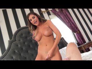 страстный секс August Ames - Manuels Fucking POV 1080 [Sex Milf POV Big Tits boobs Ass Porn Gonzo Hardcore anal порно анал