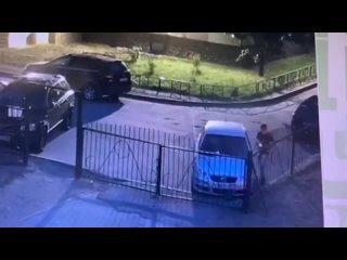 Мужчина поджег авто своей бывшей возлюбленной