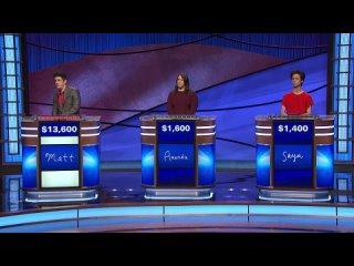 Jeopardy! July 28, 2021