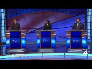 Jeopardy! July 29, 2021